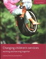 Changing Children's Services: Working and Learning Together, Second-ExLibrary