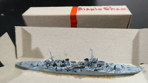 g Navis Neptun 1:1250 Waterline BOXED British Navy HMS Birmingham No 1143b