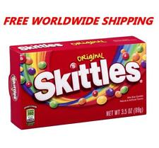 Skittles Original Flavors Bite Size Candy 3.5 Oz FREE WORLDWIDE SHIPPING