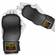 Weight Lifting Rubber Pads Gym Straps Neoprene Wrist Support Grips Kombat