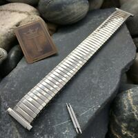 18mm 19mm 20mm JB Champion Stainless Steel Expansion nos 70s Vintage Watch Band