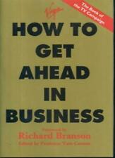 How to Get Ahead in Business,Tom Cannon, Sir Richard Branson