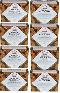 Nubian Heritage Soap Combo (8 Pack) Warehouse Damaged Boxes - 5oz