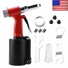 14 Npt Pneumatic Air Hydraulic Rivet Gun Riveter Riveting Tool 332 316