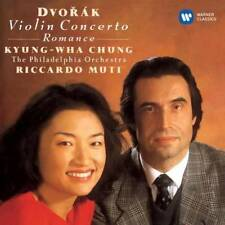 CHUNG KYUNG-WHA -DVORAK: WORKS FOR VIOLIN & ORCHESTRA-JAPAN CD C68