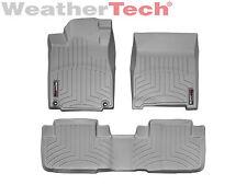 WeatherTech Floor Mats FloorLiner for Honda CR-V - 2012-2016 - Grey