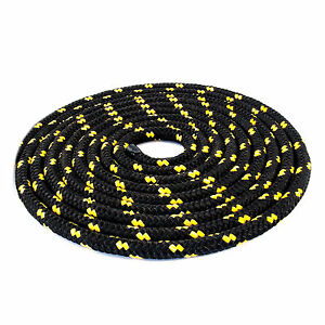 Strong Braided Polypropylen Plaited Poly Rope Cord Yacht Boat Sailing Camping HQ