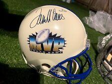 Terrell Davis Denver Broncos signed autographed Super Bowl MVP Helmet Beckett
