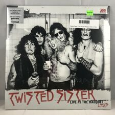 Twisted Sister - Live At The Marquee 1983 2LP NEW