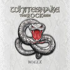 Whitesnake - The Rock Album [CD] Sent Sameday*
