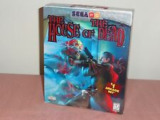 House of the Dead (PC, 1998) Cool game and shiny cool graphics.Shooter! Bos box