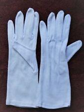 Santa Claus Long Wrist Cotton Parade Gloves with Sure Grip Dots