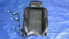 03 04 INFINITI G35 COUPE 2D FRONT RIGHT PASSENGER SEAT UPPER CUSHION AIR BAG