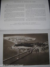1939 Golden Gate International Exposition Treasure Island San Francisco Picture