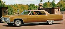 1970 Buick Electra 225 Custom Hardtop Factory Photo J5259