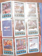 8 Figurine esselunga disney pixar cars2 cars 2 dal n 73