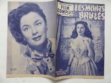 Film Complet 1953 N°412 MARGARET LOCKWOOD  DENNIS PRICE  CECIL PARKER RUTH ROMAN