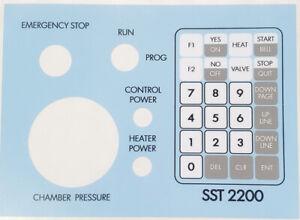 SST 2200 Keypad Cover