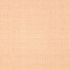 Bloomcraft – Bokhara/Peach | 10 yds | Cotton Barkcloth/Jacquard Solid Fabric