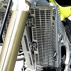 Radiator Guards Devol KD-0292 for Kawasaki KDX200 1995-2006 KDX220R 1997-2005