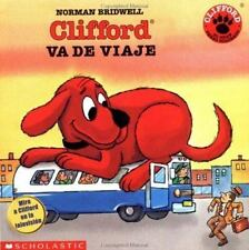 Clifford Va De Viaje, , 0590408445, Book, Good