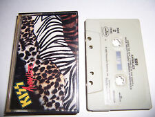 Kiss Animalize Cassette Nice!  Rare!