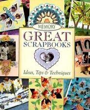 Memory Makers' Great Scrapbooks