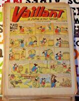 VAILLANT N°247.  6 au 12 Février 1950 La Barrique de Vin Placid et Muzo