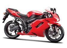 1/12 Maisto Kawasaki Ninja ZX-6R Bike Motorcycle RED 20-07118