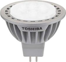 TOSHIBA e-core LED Lámpara Reflector Reflector 6,5w vatios MR16 gu5. 3 4000k