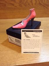 Raine Just the Right Shoe Coa Box Scandalous 25316 Step Into Your Fantasies