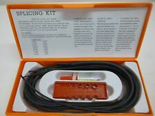 NEW 9 PCS BUNA N METRIC SPLICING KIT in case - 1RHA6