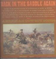 VARIOUS ARTISTS - BACK IN THE SADDLE AGAIN [NEW WORLD] NEW CD