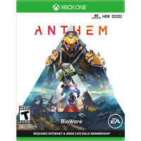 Anthem -- Standard Edition (Microsoft Xbox One, 2019) - Used