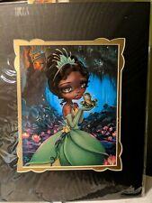 Disney Parks Princess & the Frog Tiana Print Jasmine Becket-Griffith 18� x 14�