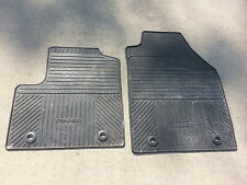 11 Ford Transit factory rubber slush floor mats