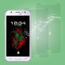 2x Panzerglas für Samsung Galaxy J2 - Schutzglas Verbundglas 9H Echt Glas Folie