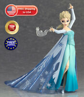 Disney Princess Frozen 2 Elsa Doll  toys Set Action Figure Anna Children Gifts
