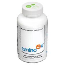 Amino 4 U - veganes Eiweiss - alle 8 essentielle Aminosäuren 120 Presslinge