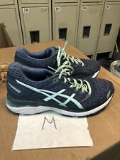 ASICS  Gt-3000 5  Casual Running Stability Shoes - Blue - Womens size 7