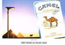 PUBLICITE ADVERTISING 074  1992  CAMEL  cigarettes 3