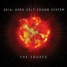 Source - Afro Celt Sound System (2016, CD NEUF)