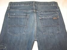 7 For all Mankind Jeans Mens Austyn Relaxed Straight w Thigh Pocket 32 X 28
