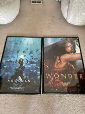 Aquaman (Jason Momoa) Movie Poster (2018) 24x36 inches