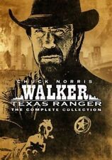 DVD TV Show Walker Texas Ranger Complete Collection R1 NTSC