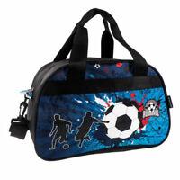 Fussball Football Kinder Sporttasche Reisetasche Tasche Umhängetasche Derform