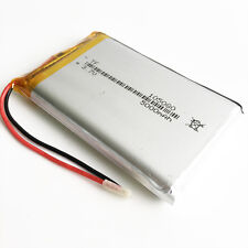 3.7V 5000mAh LiPo polymer Rechargeable Battery For Power Bank Tablet PC 105080