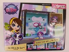 Littlest Pet Shop Say Ahh to the Spa Style Set Zoe Trent