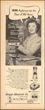 1949 Vintage ad Knapp-Monarch Co. Iron Shirley Temple photo    (030118)