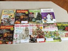 Lot 9 Mary Engelbreit's Home Companion Magazine 6 Paper Dolls Decorating Crafts